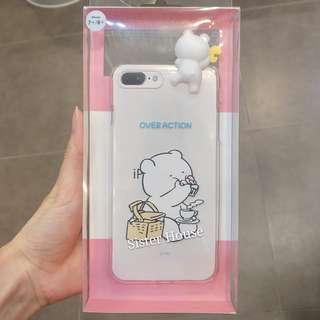 (包郵)🇰🇷Extremely Rabbit 3D Figure Phone Case 愛跳舞的兔子手機殼