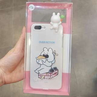 (包郵)🇰🇷Extremely Rabbit 3D Figure Phone Case 愛跳舞的兔子手機殼