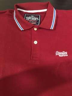 Super Dry Polo Tshirt