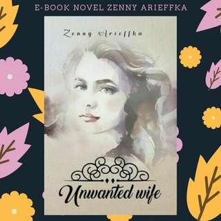 EBOOK PDF NOVEL UNWANTED WIFE