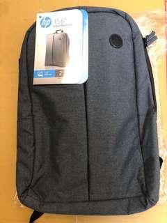 全新 HP 原廠 15.6吋後背式筆電包