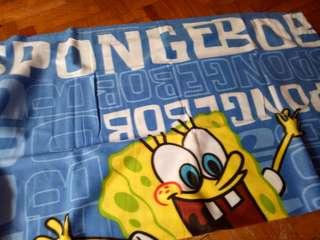 Spongebox Fleece Blanket