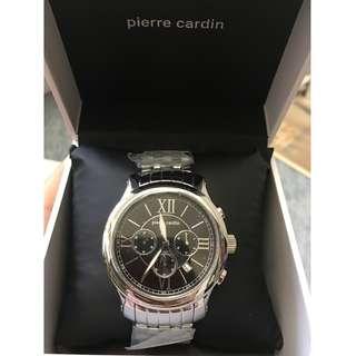 Pierre Cardin 男裝名牌錶 (全新!!!只有1隻!) 保證真品!!!