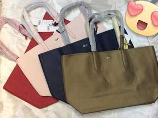 Reversible Bag By Lacoste