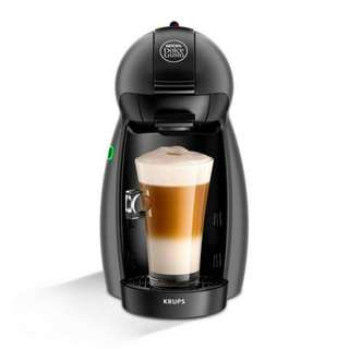 Nescafe Dolce Gusto KRUPS coffee machine