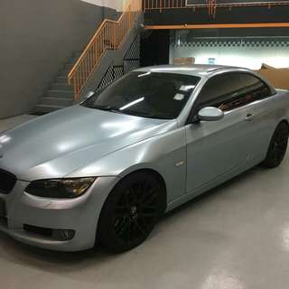 BMW 335i CONVERTIBLE 2009 TWIN TURBO