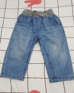 Jeans baby 9-12 mts