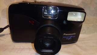Panasonic底片相機,底片相機,古董相機,相機,攝影機~Panasonic國際牌底片相機(功能正常,贈送電池)