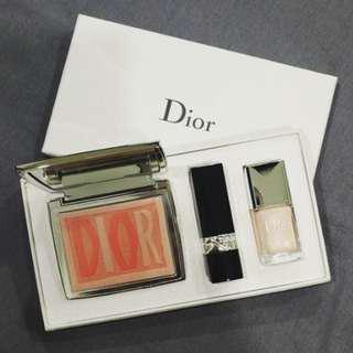 New Dior Make Up Set