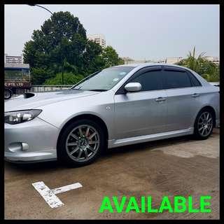Subaru Impreza 2.0M