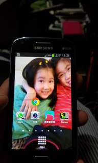 Samsung Galaxy  core i8262   (read & see my carousel information other mobile )