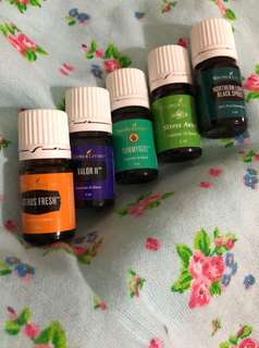 🚚 Young Living Essential Oils 5ml