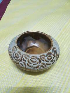 🚚 可議  陶製小花盆