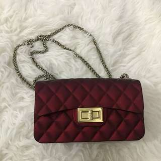Jelly Bag (Maroon)