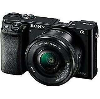 Camera Sony Alfa A6000 Lengkap Bisa Cicilan 6-9bulan Cukup 3Menit