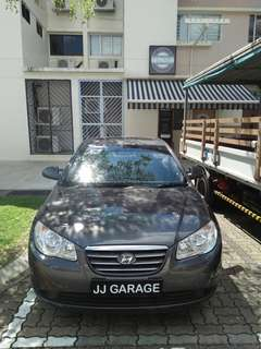 JJ Garage Car Rental