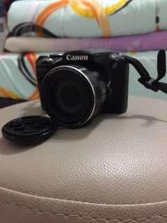 Canon PowerShoot SX500 IS 📷