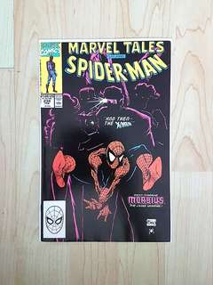 Marvel Comics Marvel Tales Spider-Man 234 Todd McFarlane Cover Rare
