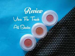 Viva Fin Touch Blush On