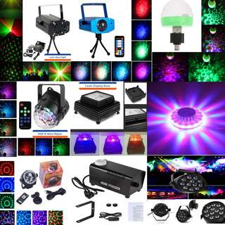 Laser / Led Disco Light