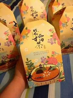 台灣直送百年老店金長利擂茶