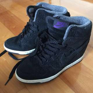 NIKE - dunk-hi sneakers