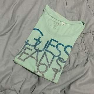 Guess Mint green Shirt