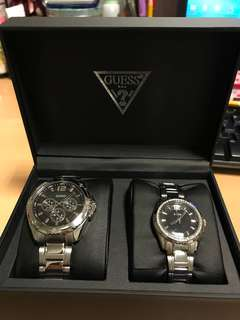 Guess couples Watch