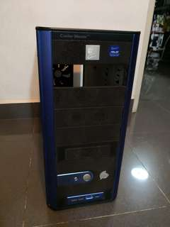 Computer coolermaster case