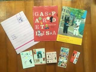 Gaspard et Lisa 文具set 斷捨離