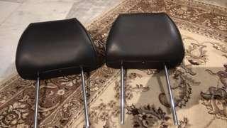 Proton Persona Gen2 Leather Headrest (Black)