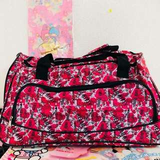 Hello Kitty Travelling Bag