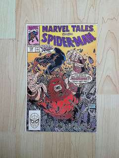 Marvel Comics Marvel Tales 238 Near Mint Condition Todd McFarlane Cover Art