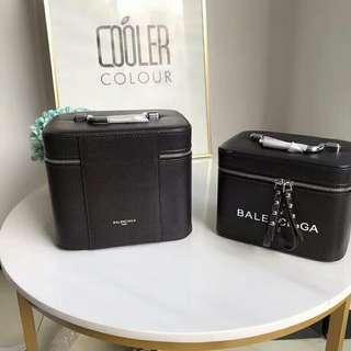 A++ Balenciaga makeup cases