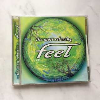 The Most Relaxing Feel CD Album