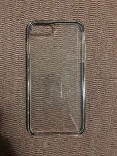 Iphone 7+/8+ Clear Case
