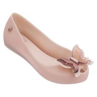 Sale!!! Authenic Melissa ultragirl fly in light pink