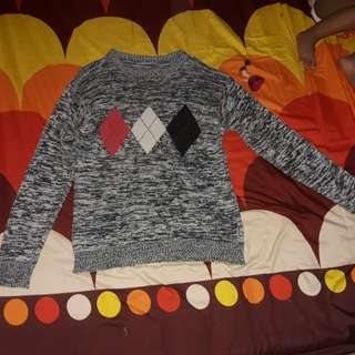 Sweater rajut xl