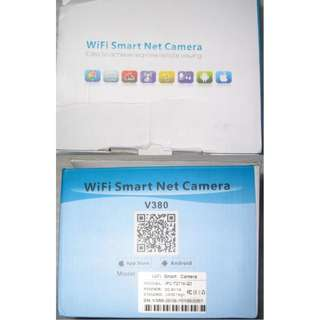 Acher V380 app based Wifi Smart Net Camera