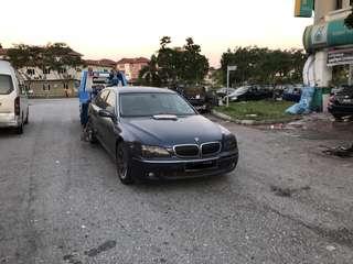 BMW 7 Series E66 - 735 Li / 730 Faceuplift