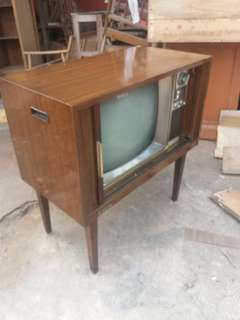 Sanyo tv antique