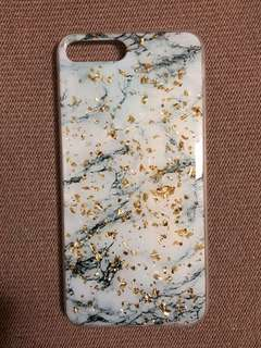 Iphone 7+/8+ Marble Dust Case