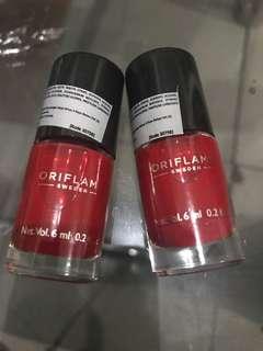 Kuteks Oriflame Classic Red
