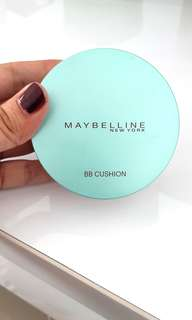 Maybelline super BB cushion matte