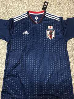 世界盃日本主場XL(朋友送的泰版球衣,不合心水故放售)