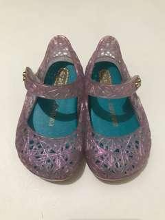 Htf Mini Melissa Campana Clear Lilac