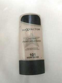 Foundation Max Factor