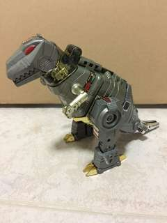 Vintage G1 Dinobot Transformer - Grimlock
