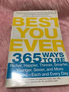 Best YOU Ever 365 Ways to Be