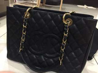 Chanel Gst GHW Like New Condition